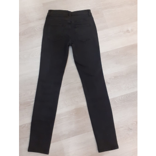 Janira Damen Casual Jeans Grey